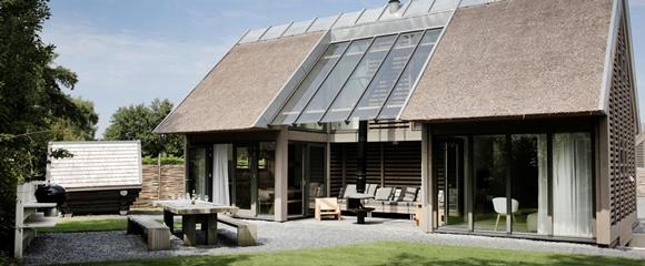 vakantiehuis 8 personen in nederland