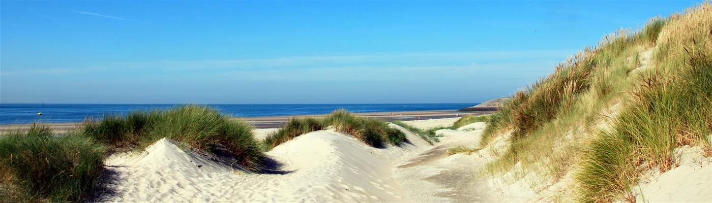 Noord Holland strand